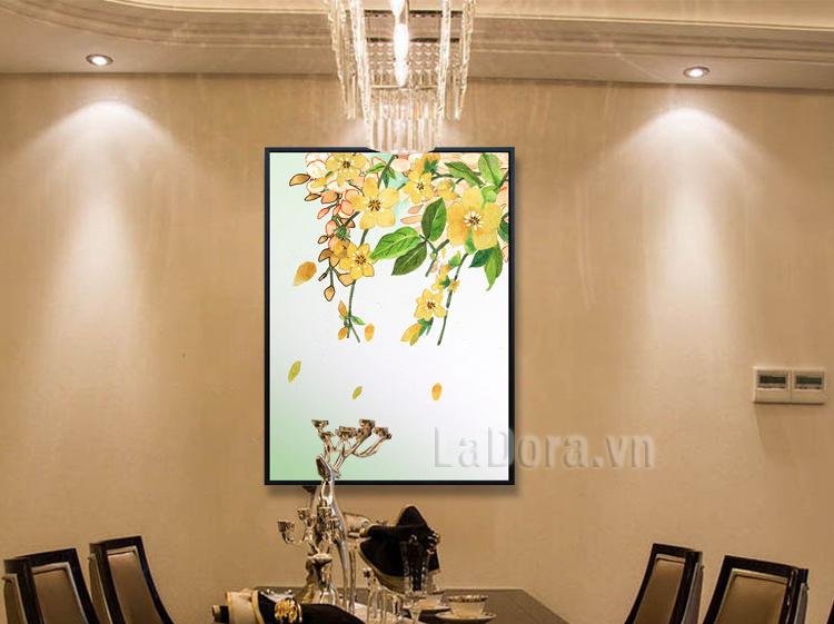 tranh canvas đẹp tại shop bán đồ decor nhà ở hà nội ladora