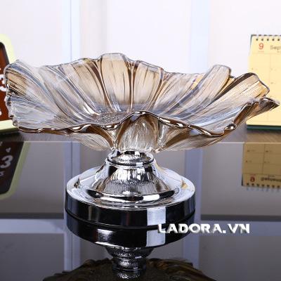 đĩa đựng hoa quả trang trí tại Ladora.vn
