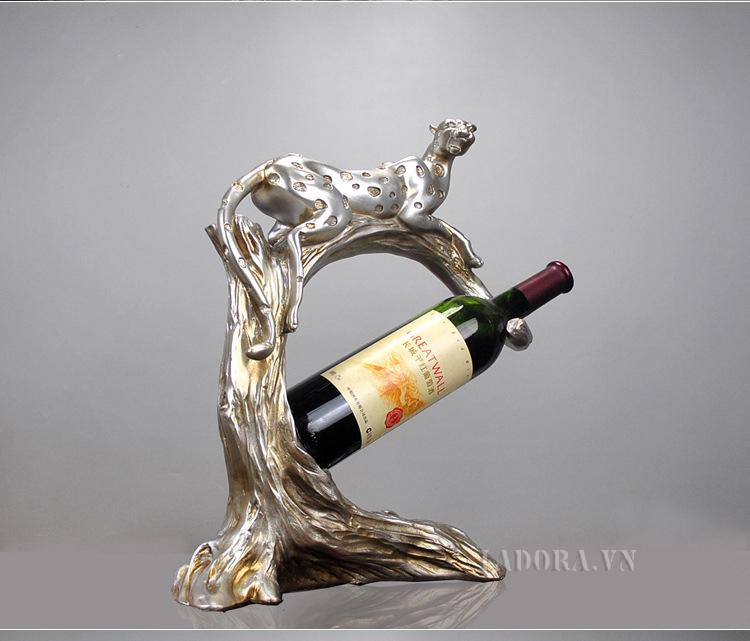 Kệ rượu vang đẹp và độc đáo