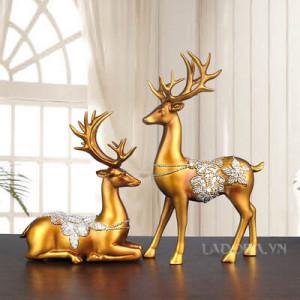 Mua đồ trang trí phòng khách đẹp tại Ladora
