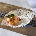 Đĩa trái cây trang trí bàn ăn, bàn phòng khách đẹp và sang trọng taị LaDora.vn