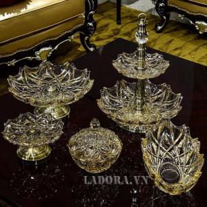 đồ trang trí bàn phòng khách tại ladora.com.vn