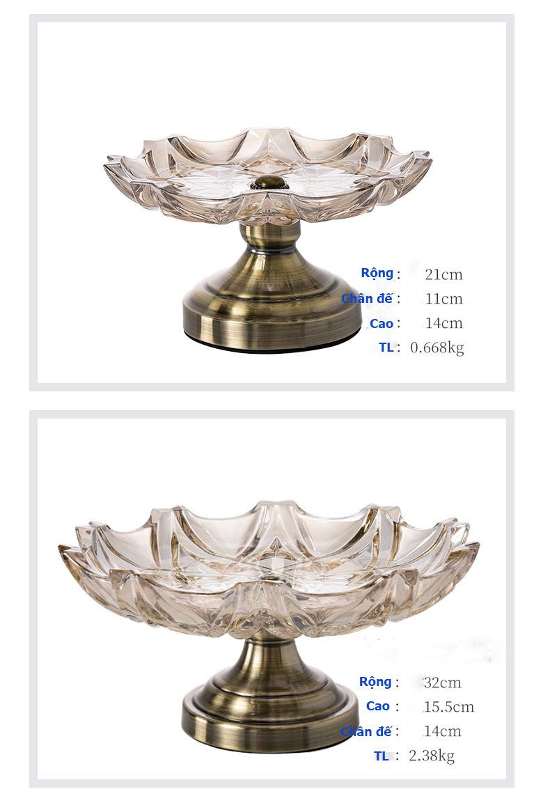 đồ trang trí bàn phòng khách tại ladora.vn