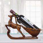 kệ rượu vang đẹp tại ladora.vn