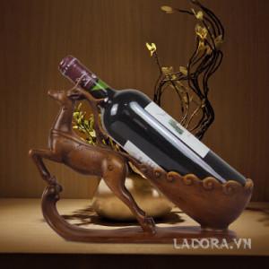 kệ rượu vang đẹp tại ladora.com.vn