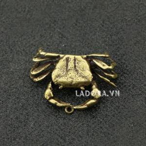 móc khóa con cua tại ladora.com.vn