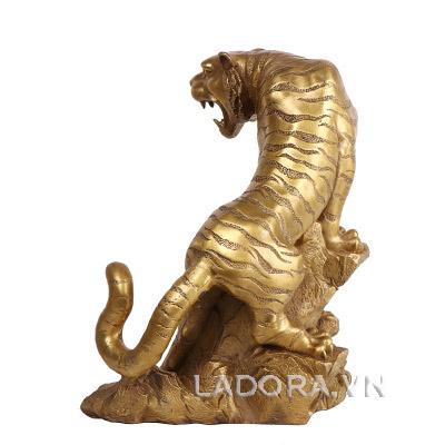 tượng hổ phong thủy tại ladora