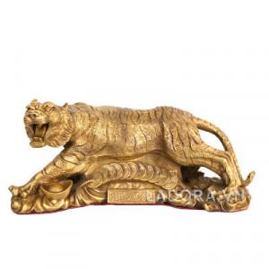 tượng con hổ tài lộc tại ladora shop