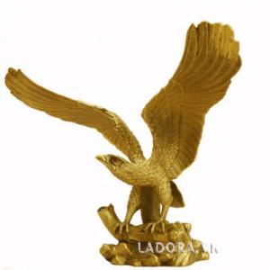 tượng con chim đại bàng trang trí phong thủy tại ladora shop