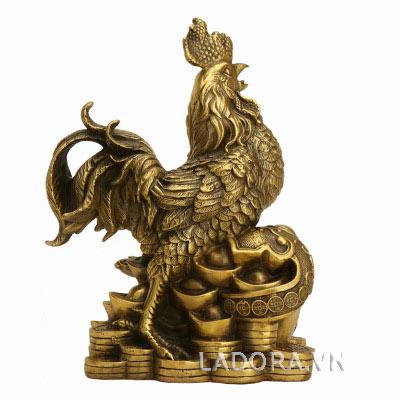 shop bán tượng gà bằng đồng tại hà nội