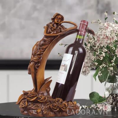 giá để rượu vang đẹp tại ladora shop