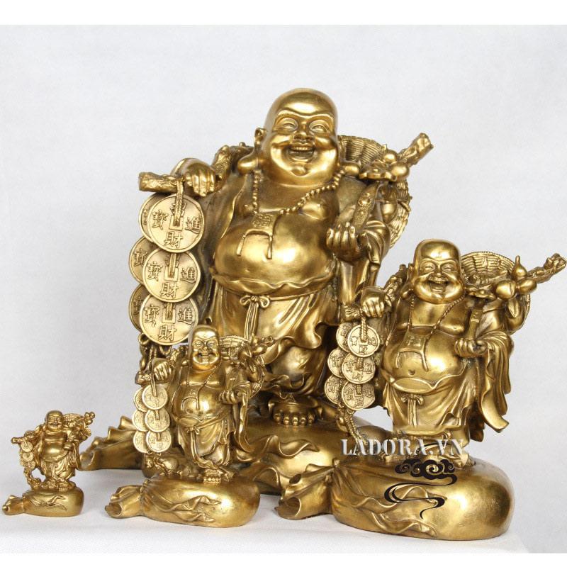 Ladora gợi ý cách bài trí tượng Phật di lặc