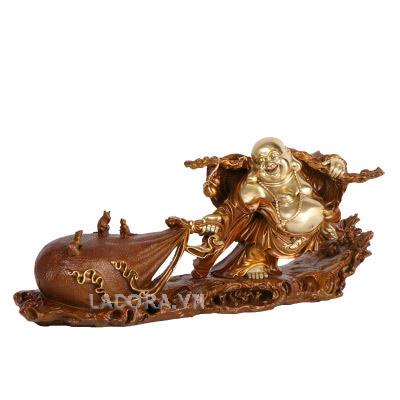 Tượng Phật hạnh phúc tại ladora
