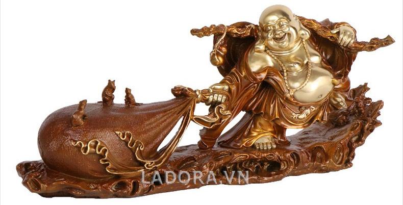 Phật đem lại may mắn và hạnh phúc