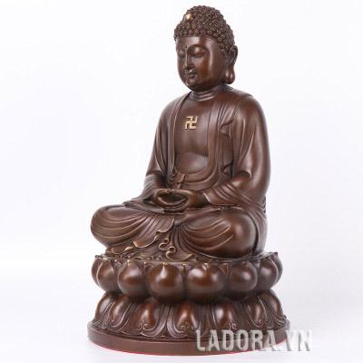 tượng Phật hóa nóng giận thành yêu thương
