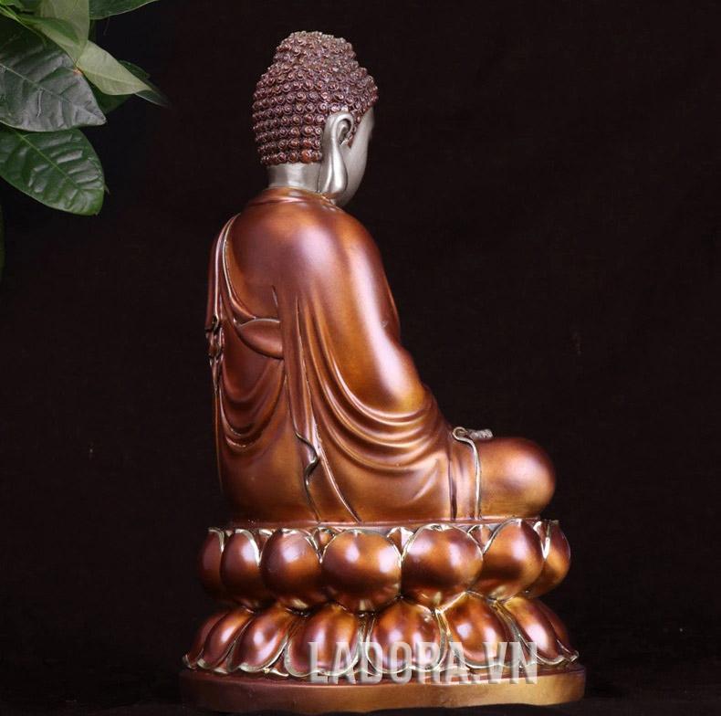 tượng Phật trưng bày ở bàn làm việc hay phòng khách