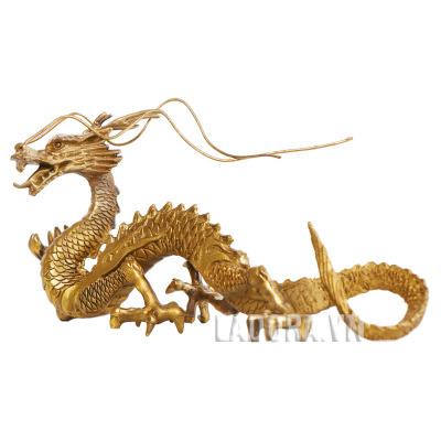 tượng rồng tại ladora biểu trưng cho phú quý và thịnh vượng