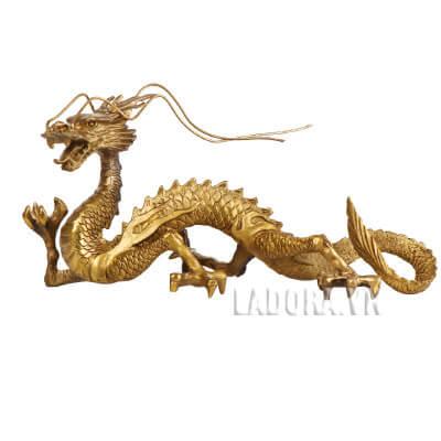 tượng rồng để bàn tại ladora hỗ trợ công việc hanh thông thuận lợi
