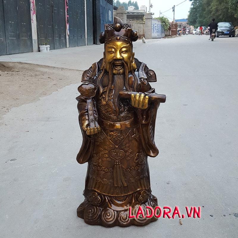 tượng ông Lộc tại ladora shop
