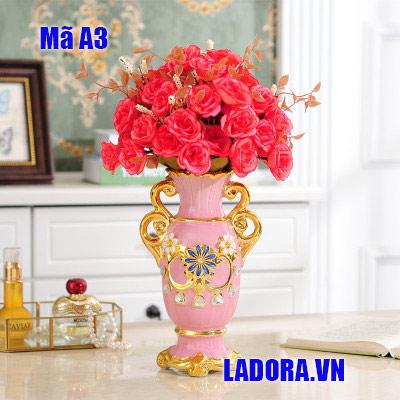 bình hoa gốm sứ trang trí đẹp tại ladora shop bán đồ trang trí nhà ở hà nội