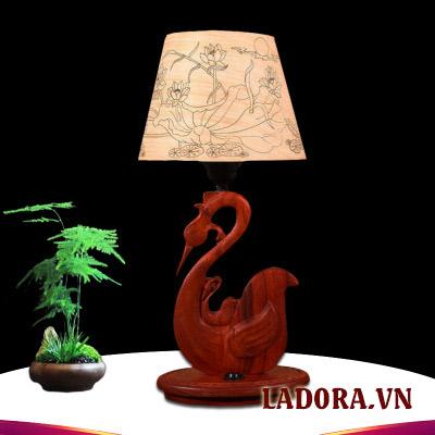 đèn ngủ để bàn đẹp tại shop bán đồ trang trí nhà ở hà nội ladora