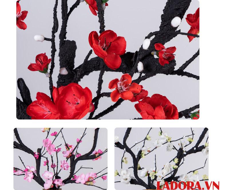 hoa mai biểu tượng của mùa xuân - shop bán đồ trang trí nhà ladora