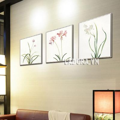 tranh canvas treo phòng ngủ tại shop bán đồ trang trí nhà ở hà nội ladora