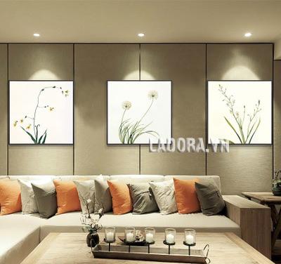 tranh canvas treo tường tại ladora shop bán đồ trang trí nội thất ở hà nội