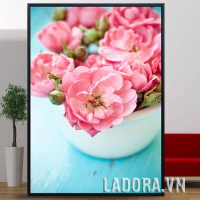 tranh treo tường phòng ngủ tại ladora shop bán đồ trang trí nhà đẹp ở hà nội