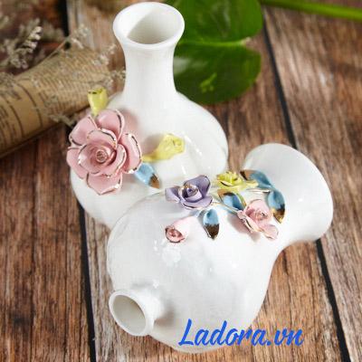 mua lọ hoa đẹp tại ladora shop bán đồ trang trí nhà ở hà nội