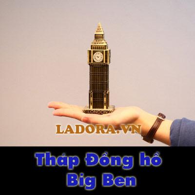 tháp đồng hồ big ben - ladora shop