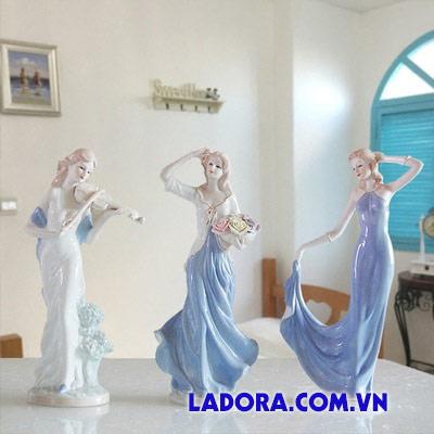 tượng decor trang trí đẹp tại ladora shop