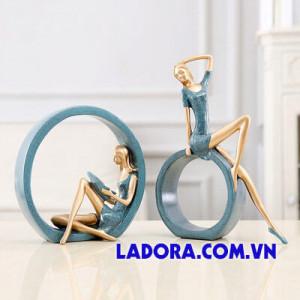 tượng decor tại Ladora shop bán đồ trang trí ở hà nội