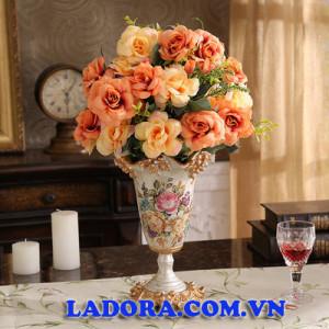 bình hoa đẹp tại ladora shop đồ decor trang trí ở hà nội