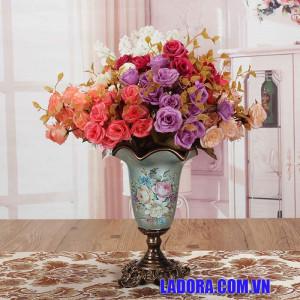 lọ hoa đẹp tại ladora shop bán đồ decor ở hà nội