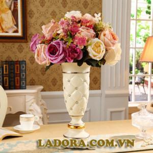 bình hoa đẹp tại shop bán đồ trang trí nhà ladora