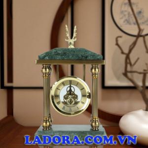 đồng hồ để bàn cao cấp tại ladora shop