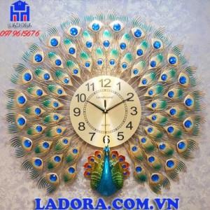 đồng hồ treo tường đẹp tại Ladora Shop